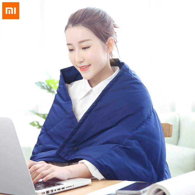 Original Xiaomi PMA Graphene Multifunctional Heating blanket MIJIA Washable Warm Vest Light Belt Fast Warm Anti Scald for Body