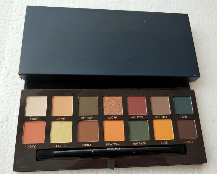 2020 Drop shipping Hot makeup Palette бренд высокое качество тени для век 14 цветов палитра теней для век DHL Free shapping