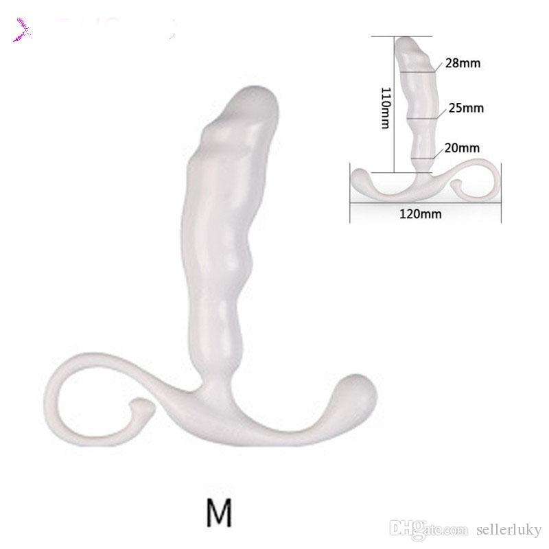 Erkek Anal Prostat Masajı Anal Butt Plug G Spot Masturbator Prostat Stimülatörü Yetişkin Ürünleri Erotik Oyuncaklar Erkekler Için Seks Oyuncakları