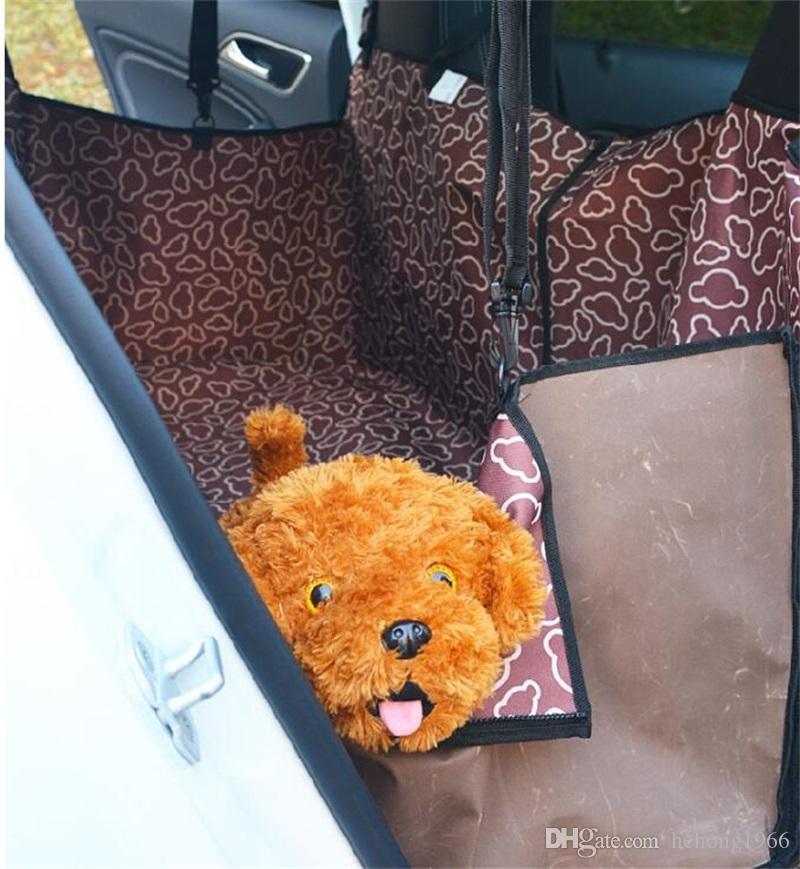 Non Slip Pratique de la couverture de siège de voiture de chien Chien Étanche Écologique Confortable Tapis de protection de coussin Pet Back Matelas 37 24fy Z