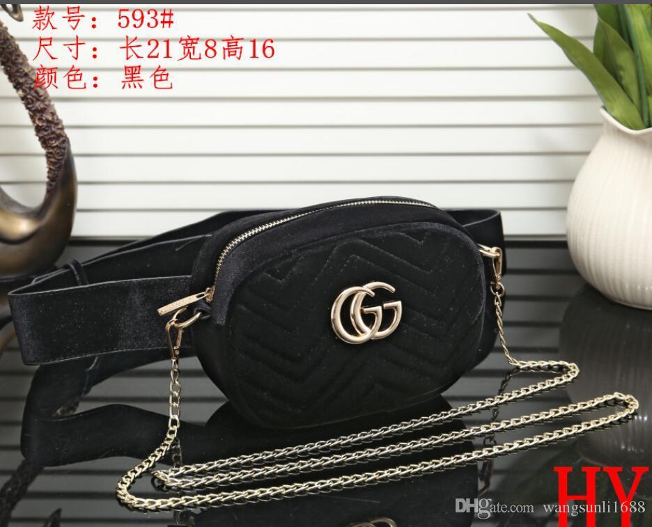 Luxury Handbags Women Bags Designer Waist Bag Fanny Packs Lady S Belt Bags  Women S Famous Brand Chest Handbag Shoulder Bag Purse Women Bags Cooler Bags  From ... 6f5bb85842279