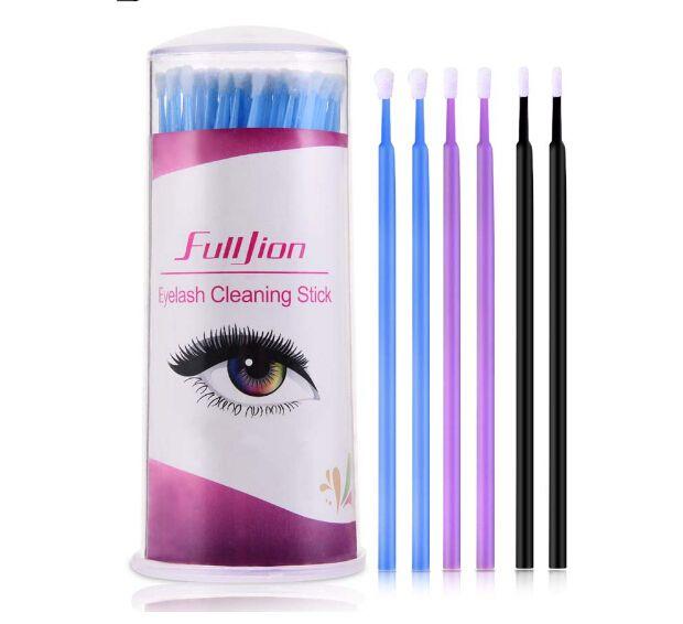 Wholesale Disposable Makeup Brushes Individual Lash Removing Tools