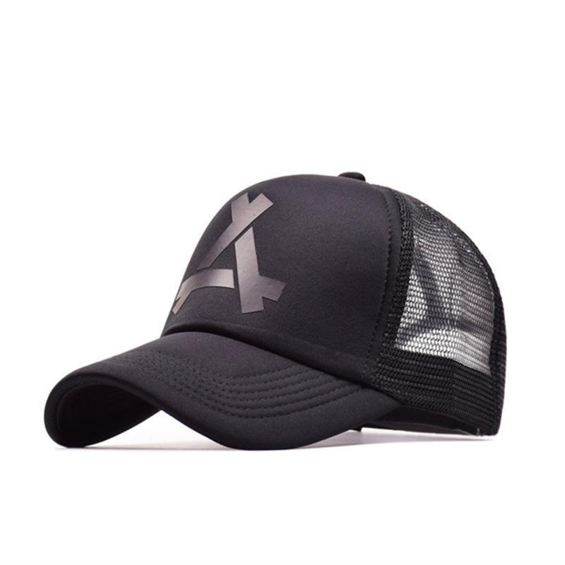 55907a783 2019 2018 New Summer Baseball Mesh Golf Cap Tennis Caps Snapback Hat Polo  Sports Hiphop Trucker Hat God Men Women Cap From Nicebetter