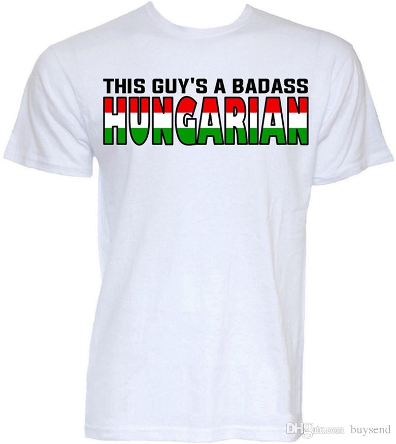 d3226e64 HUNGARY T SHIRTS MENS FUNNY COOL NOVELTY HUNGARIAN COUNTRY JOKE GIFTS T  SHIRT Graphic Tee Shirts T Shirt Sayings From Buysend, $10.03  DHgate.Com