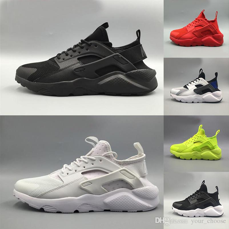 338150d87f50 2019 Air Huarache Ultra Running Shoes For Men Women Black White Air  Huaraches Huraches Sports Sneakers Athletic Trainers From Your choose