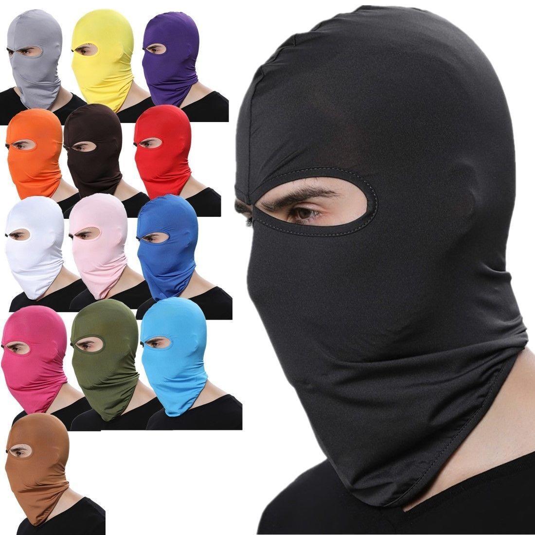 2019 Outdoor Balaclavas Sports Neck Face Mask Ski Snowboard Wind Cap Police  Cycling Balaclavas Motorcycle Face Masks GGA722 From Shuaijinjin china 5c7b5d099
