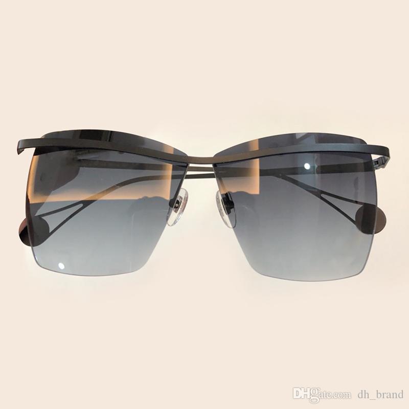 ccd44fb8d5 2018 Women Fashion Sunglasses Luxury Brand Designer Square Ladies ...