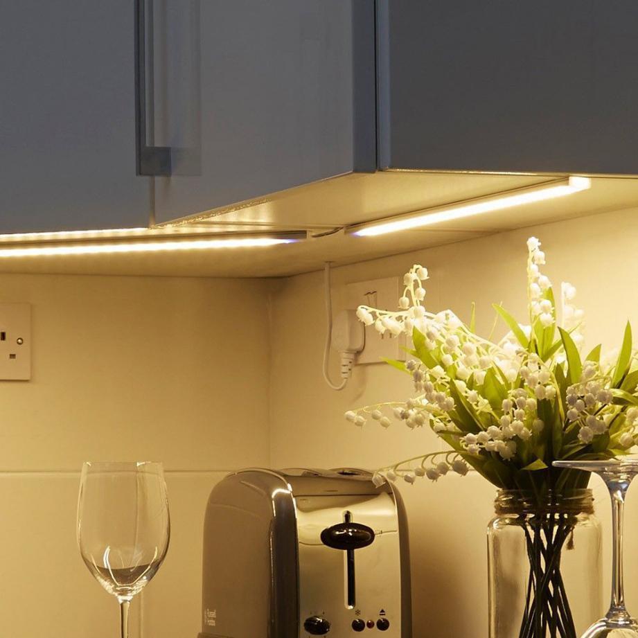 Großhandel Eu Led Wand Lampen Küche Ceiling Lichter Lange Montage ...