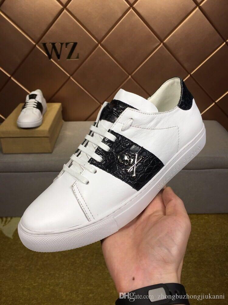 462a356c296a5 Men S Designer High Top Arena Holiday Sneakers Shoes Wrinkle Leather Kanye  West Fashion Men S Casual Flats Shoes Size 38 44 009 Cheap Shoes Online  Summer ...