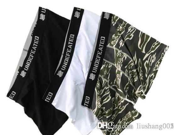 95640a8686 2019 Trend Designer Mens Underwear Boxer Shorts Luxury Men S Boxer Four  Corner Underwear Wholesale New Underwear Men Cotton Mens Bodysuit Bo From  ...
