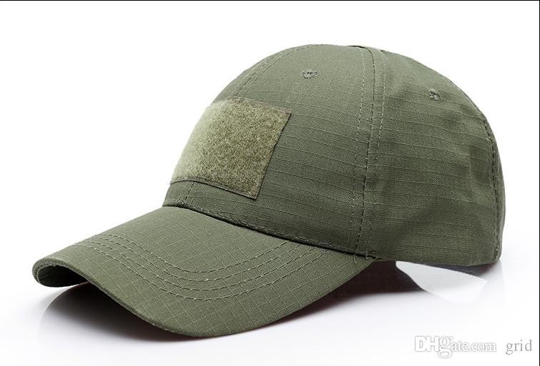 Izgara Spor Magic Sticker Kamuflaj Tatical Cap Av Yürüyüş Kamp Güneş Şapka Açık Beyzbol Snapbacks Ücretsiz Kargo Caps