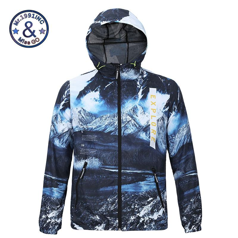 f5f8950c5b58 2019 Wholesale Mr.1991INC Autumn Winter Iceberg Clothing Brand Men Jacket  Coat Waterproof Mens Windbreaker Jackets With Hood Trench Coat Man From  Vanilla04