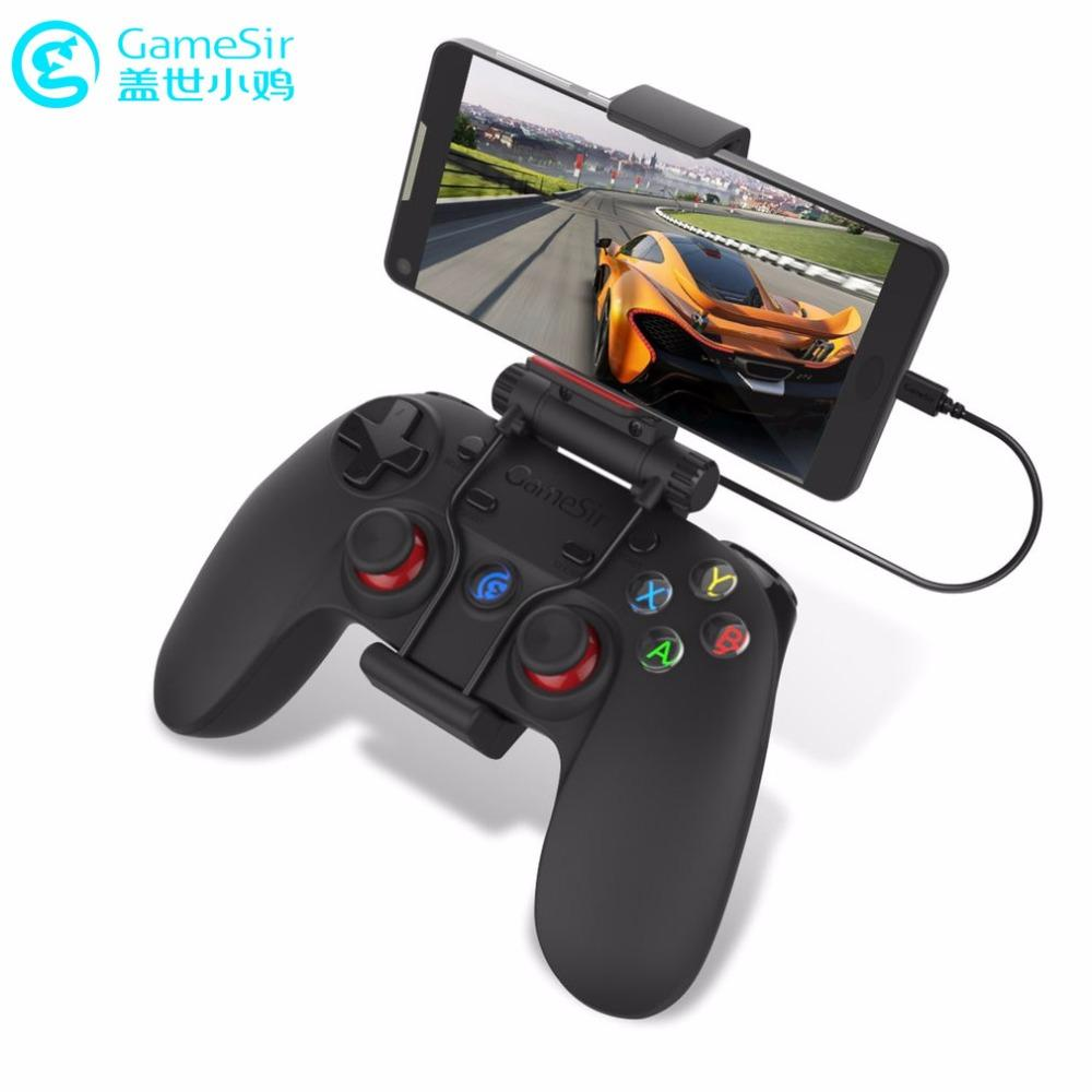 Gamesir G3w For Ps3 Wired Gamepad Dual Vibration Joystick Android ...