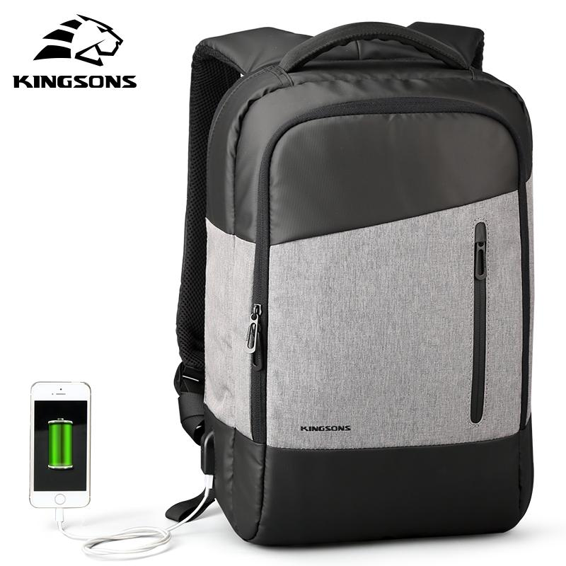 1502c9ed3b75 Kingsons Phone Sucking Backpacks Daily Casual Daypacks Travel Backpack Suit  For Teenager Business Man Student Toddler Backpacks Mens Backpacks From  Teaberry ...