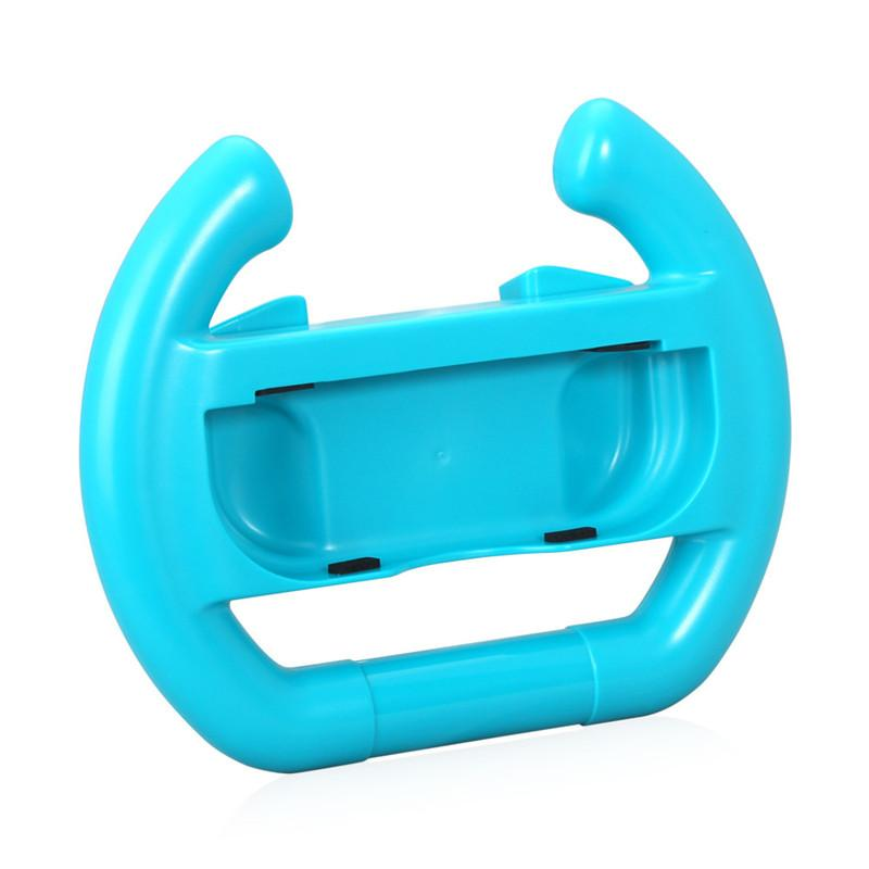 Joy-con Steering Wheel For Nintend Switch Joy-Con Controller Hand Grip Handle Controller Direction Hold Wheel With Package