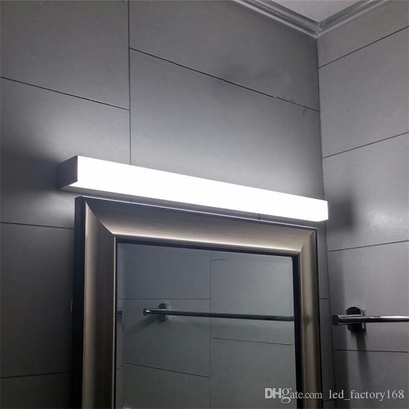 2019 Bathroom Lighting Wall Lamps Modern Led Mirror Lght 12w 16w 22w