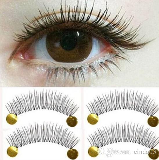 4b39c8c289d Wholesale New Makeup False Eyelashes Soft Natural Cross Long Eye Lashes  Extension Eyelash Implants Feather Eyelashes From Cinda03, $38.58|  DHgate.Com