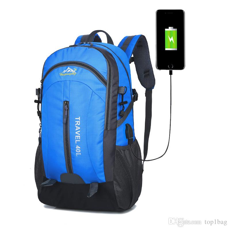 Outdoor Waterproof Backpack Travel Laptop Backpack 3a4494f2d141f