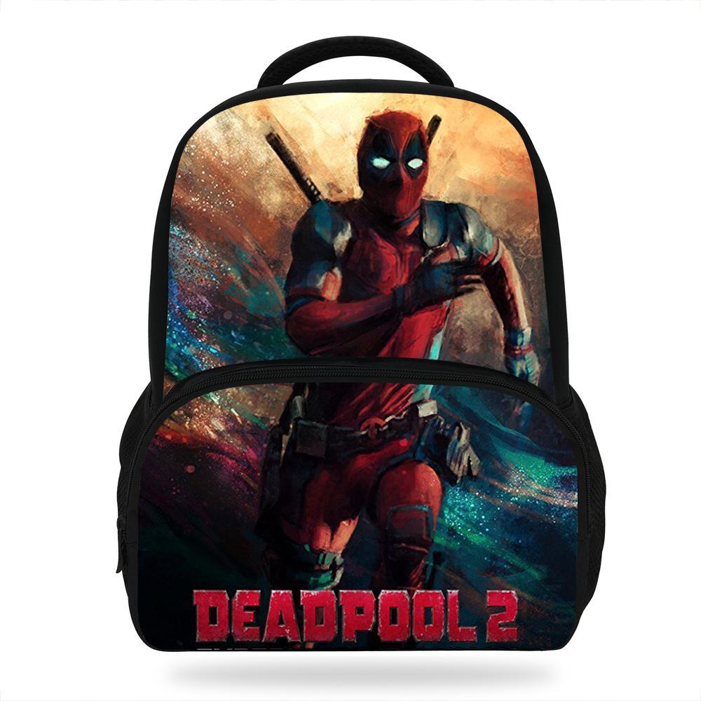 32 Bolsa Bolsas Unisex Escolares Marvel Pulgadas Viaje Para 55 Deadpool 14 De Niños Hombro Niñas Compre Mochila Moda Regalo A Estudiantes Del Superheros qXwxCZgxR