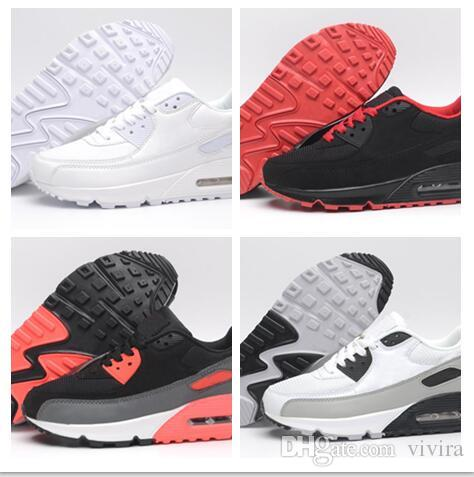 f249f41b9a1db Hot Sell Cheap Sneakers Shoes Maxes 90 Men And Women Running Shoes ...