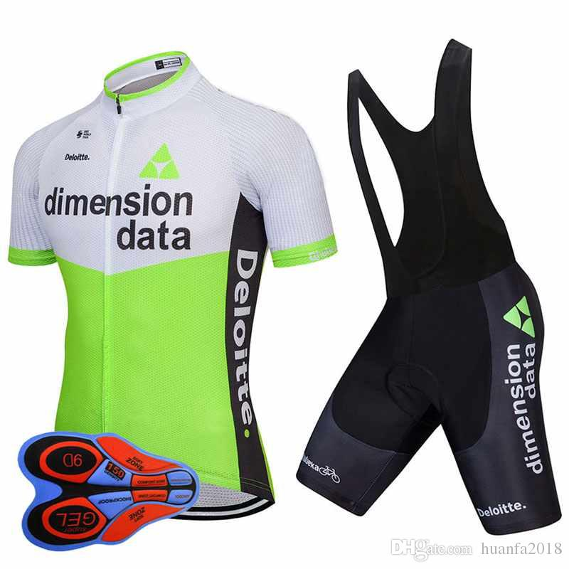 5d70e2fa3 2018 Cycling Jerseys Set Bicycle Ropa Ciclismo Hombre Bike Clothes  DIMENSION DATA Pro Cycle Clothing 100% Breathable Sportwear 62903 Cycling  Jersey Cycling ...