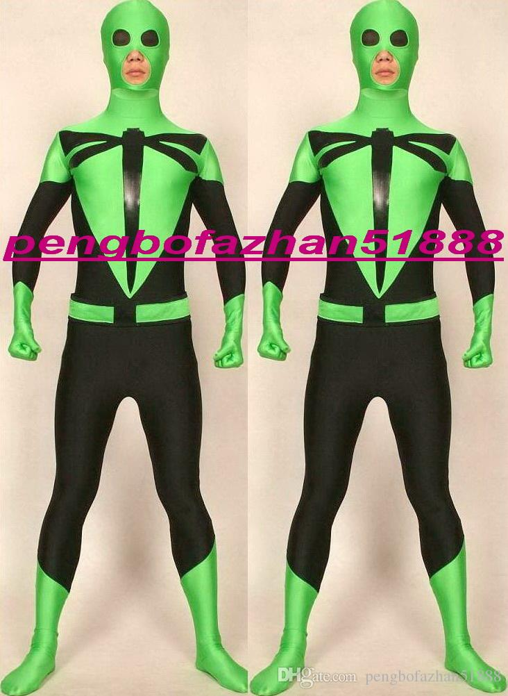 5232d36ea3 Fantasy Super Hero Dragonfly Suit Outfit New Green Black Lycra Spandex  Dragonfly Suit Catsuit Costumes Unisex Cosplay Superhero Costumes 275 Pirate  ...