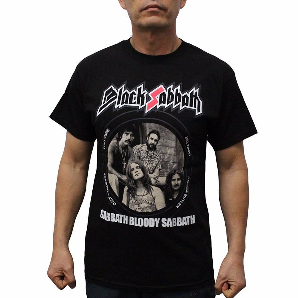 277fac0f079ce Custom Funny Mens T Shirt Black Sabbath Bloody Sabbath T Shirt Black Short  Sleeve Summer Men S T Shirts Awesome Tee Shirt Funny T Shirts Prints From  ...
