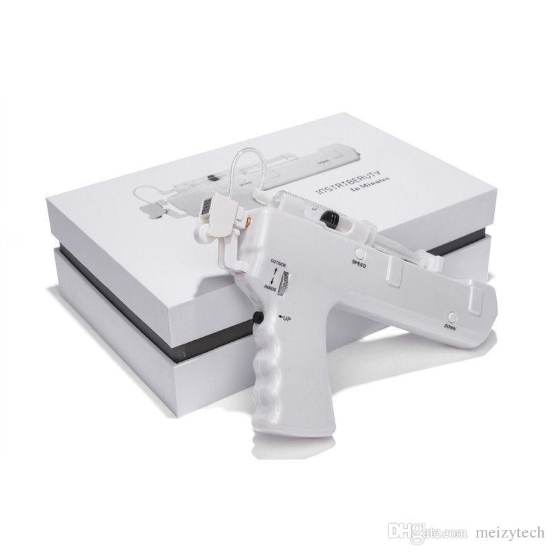 Peau titanique de dispositif à haute pression de vanadium d'injection blanchissant le retrait libre de ride de méso d'arme de levage d'aiguille de levage libre