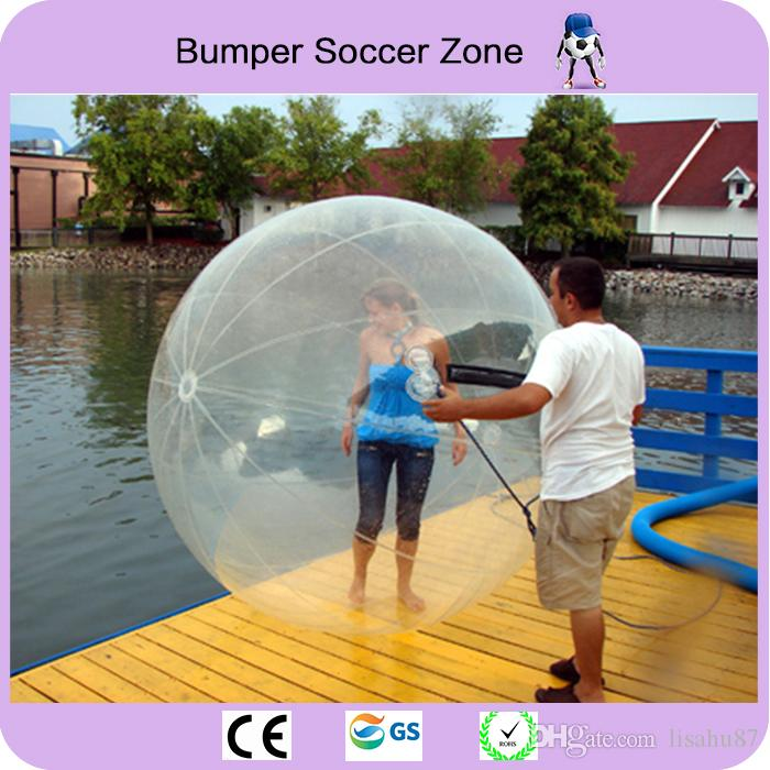 2m Inflatable Water Walking Ball Water Balloons Balls Giant Inflatable Beach Ball Water Bubble Ball