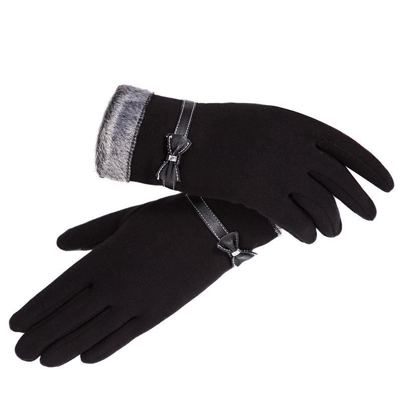 d542de2d7a3cd New Arrival Elegant Designer Female Winter Touch Screen Gloves ...