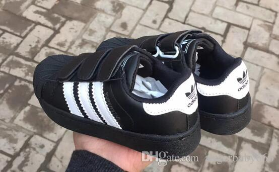 Skateboarding Shoes baby Casual Shoes Superstar Female Sneakers kids  Zapatillas Deportivas Mujer Lovers Sapatos Femininos