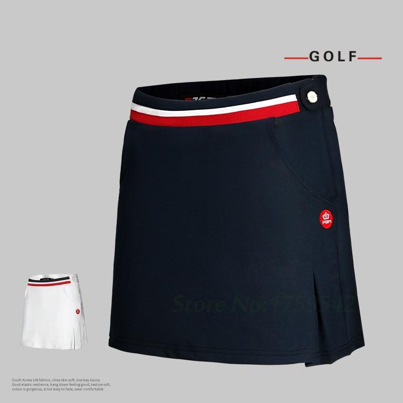 02b4e439c6 2017 New Golf Women's Short Skirt Golf Apparel Skirt Pleated for Women  Elastic Comfortable Sports Short Golf Skirts Golf Skirt Womens Golf Skirts  Online ...