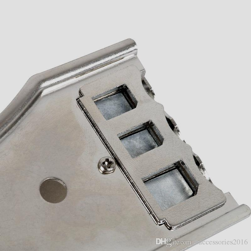Barato Por Atacado 3 em 1 Sim Card Cortador para Cartão Micro SIM Cartão Nano com 3 Adaptadores