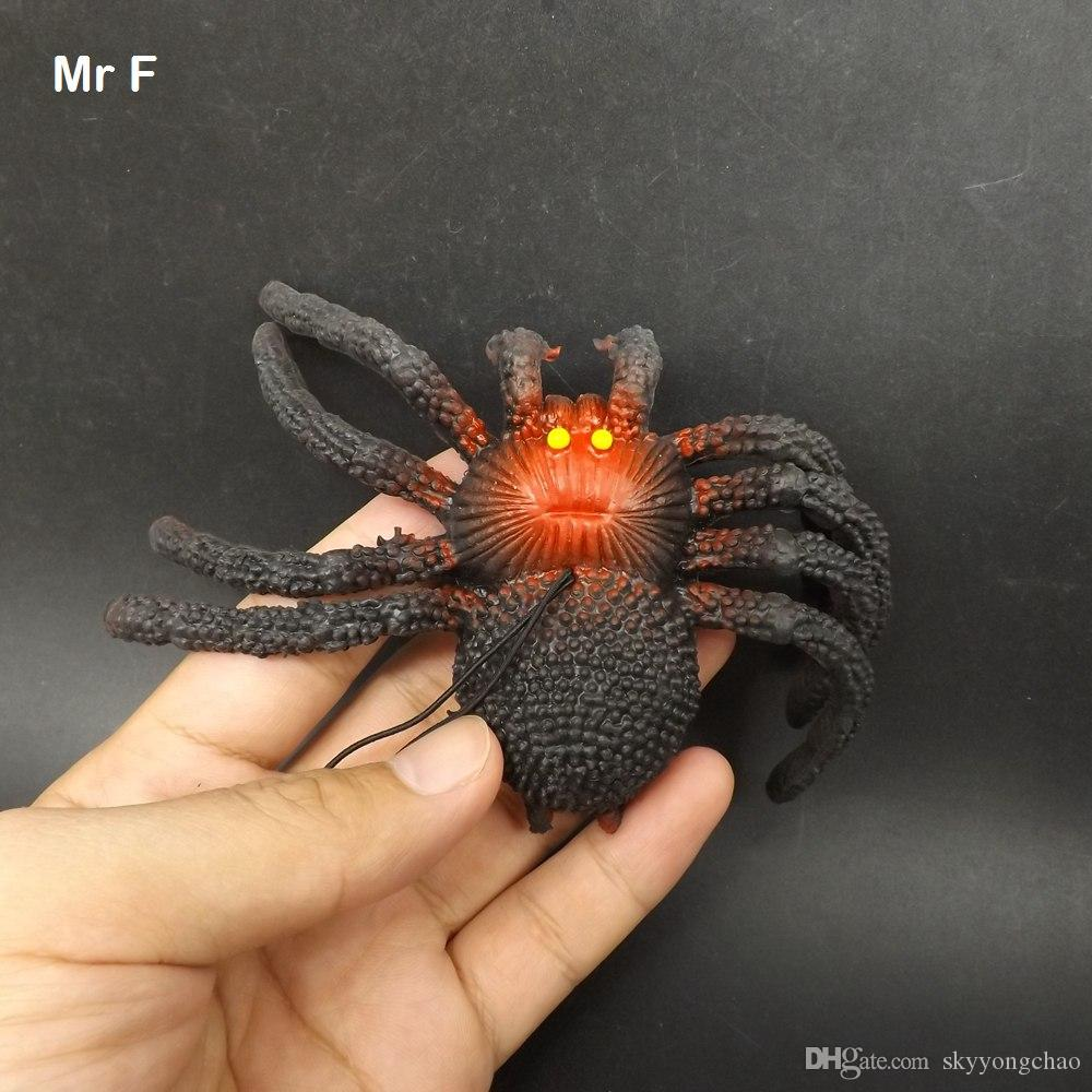 Funny Toy Educational Science Toy Simulated Spider Model Toy For Kids Children