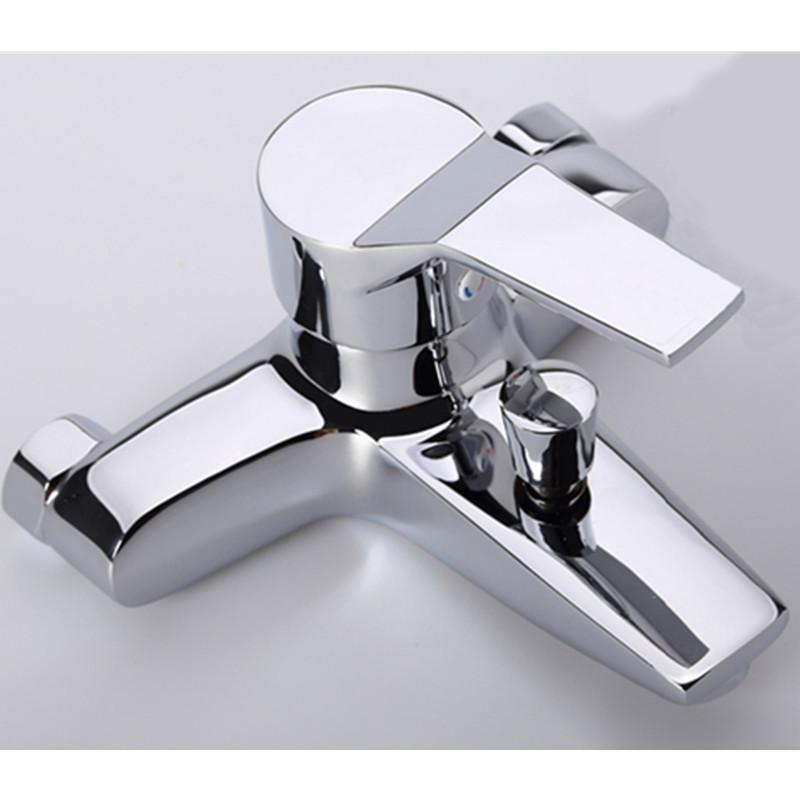2019 Bathtub Mixer Taps Bath Shower Faucets Single Handle Two Holes
