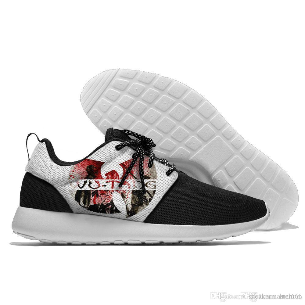 f3d12a58bbc2 2018 Spring Wu Tang Trainers Sport Shose Male Walking Comfortable ...