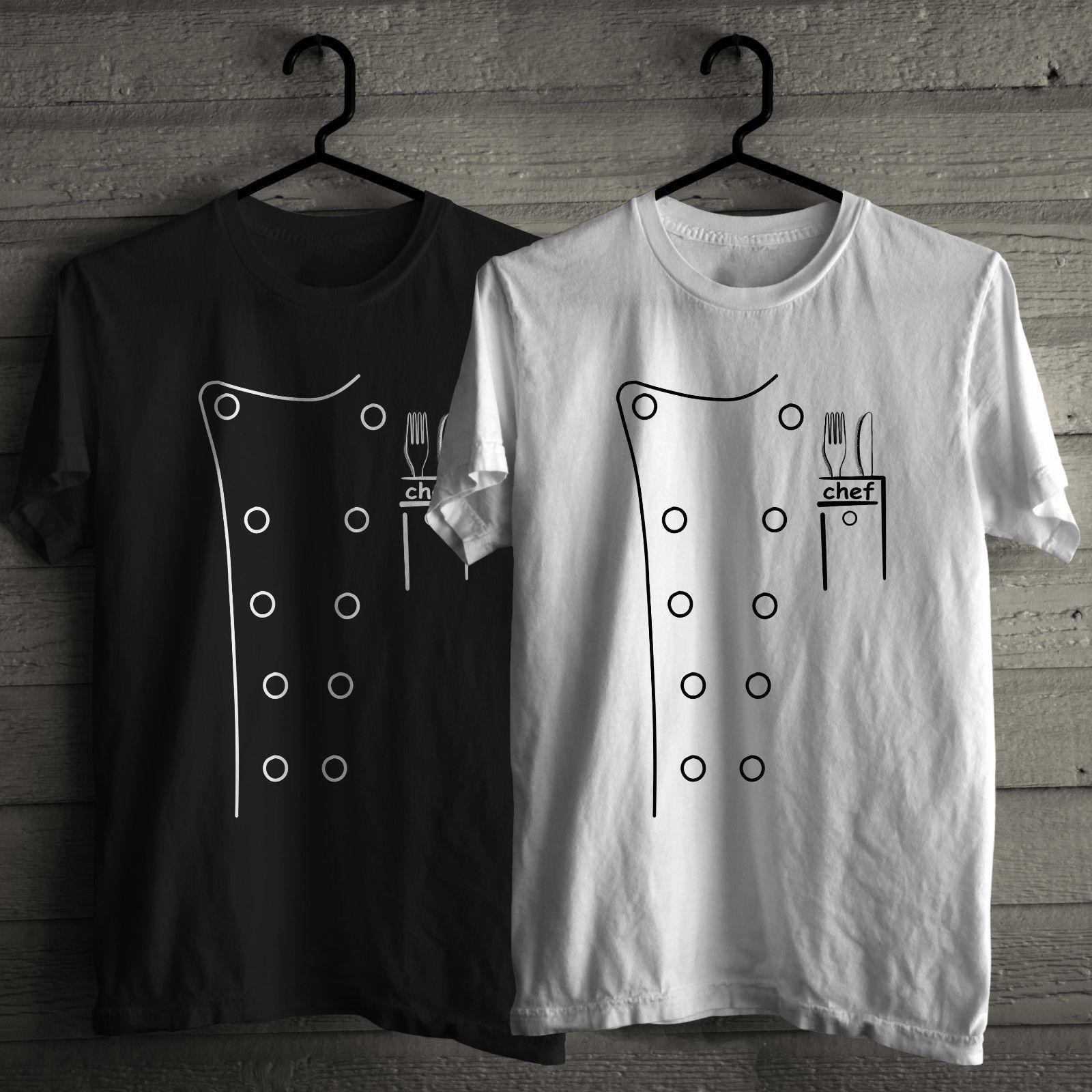 f91c1af7 Mens T Shirts Fashion 2018 Chef Funny T Shirt, New Black Or Whites Short Sleeve  Tee Mens Tee Shirts Rude T Shirts From Down2lift, $11.01  DHgate.Com