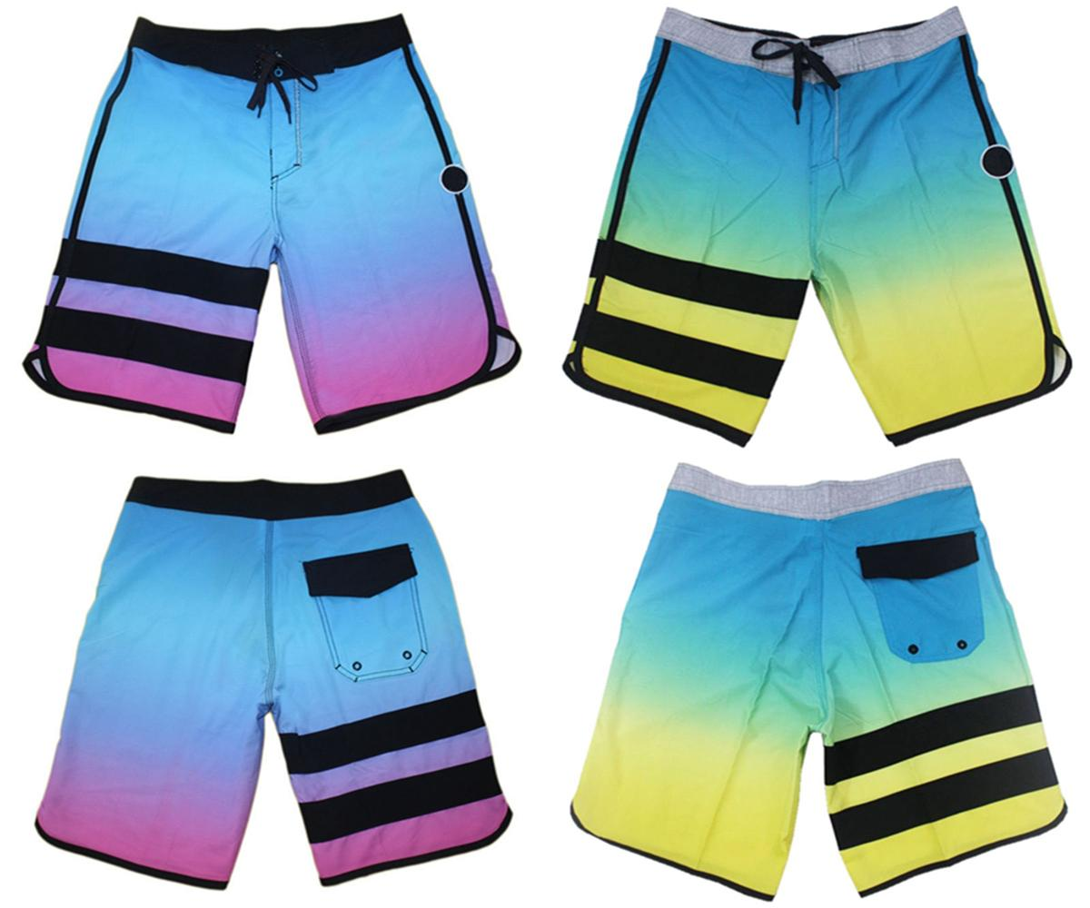 2d5828aadb 2019 High Quality Spandex Relaxed Low Casual Shorts Mens Bermudas Shorts  Board Shorts Beachshorts Quick Dry Surf Pants Swim Trunks Swim Pants NEW  From ...