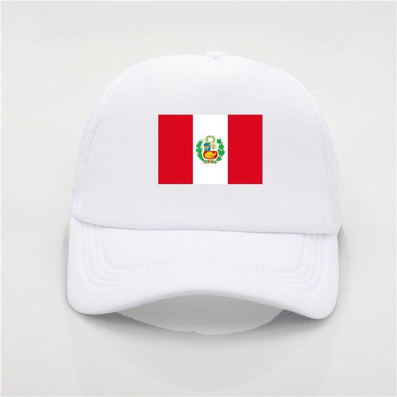 Compre Bandera De Perú Logo Gorra De Béisbol Sombrero Patriótico Deporte  Fútbol Animadora Cap Sol Sombrero Juventud Hip Hop Sombrero Papá Sombreros  A  8.05 ... 4e743600d98