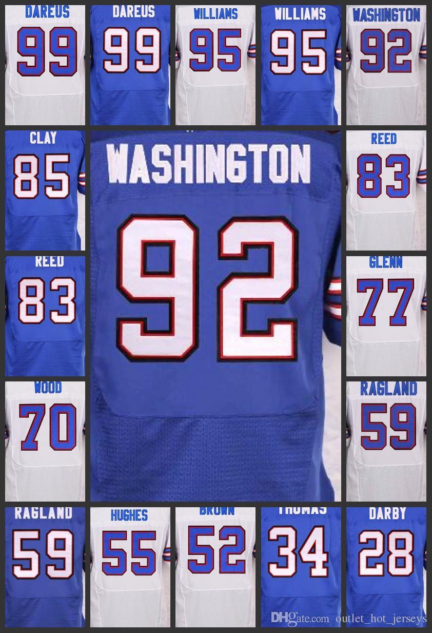 adolphus washington bills jersey