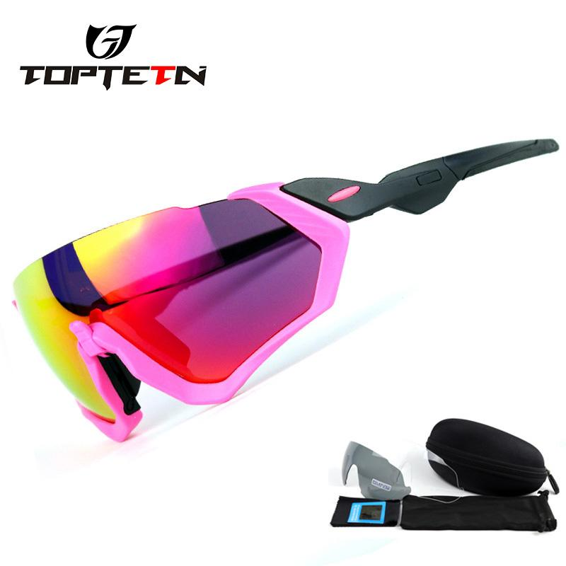 1955e3ceb2 2019 2018 Polarized Cycling Glasses Men Outdoor Sport Bike Glasses Bicycle  Sunglasses Cycling Sunlasses Eyewear 3 Lens From Monida