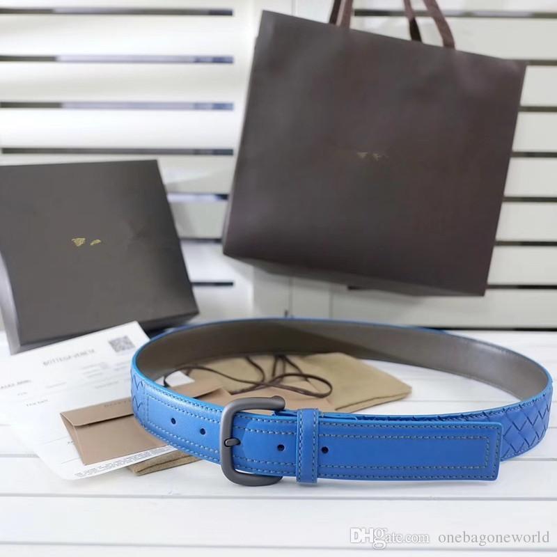 392d2a7573ba 2019 High Quality New Arrival Designer VN Belts New Zealand Original Calf  Leather Buckle Belts For Men And Women Genuine Leather Waist Belts Bag From  ...