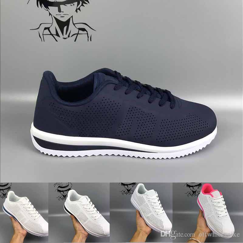 cheap for discount 81f85 aced8 New Color Men Women Ultra Light Classic Cortez NYLON PRM Shoes Upgrade  Cheap CORTEZ ULTRA MOIRE Casual Shoes Size 36 46 Prom Shoes Sperry Shoes  From ...
