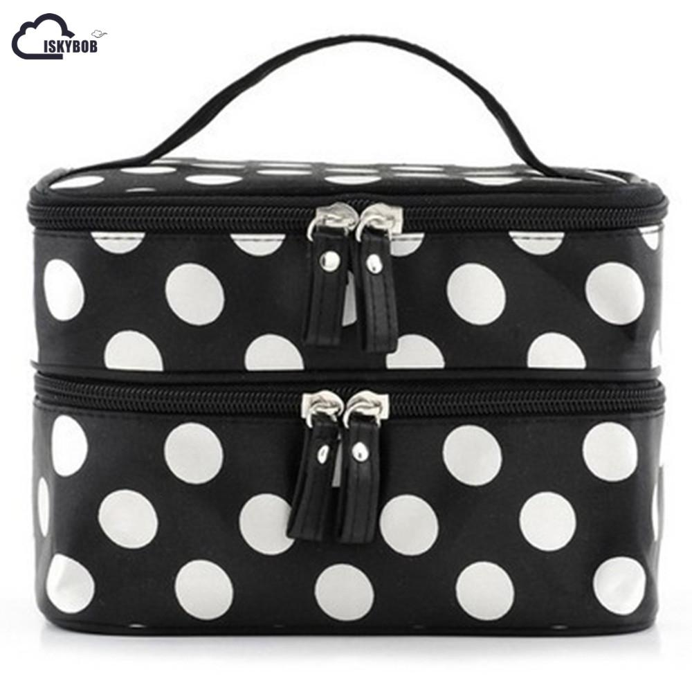 ISKYBOB Women Makeup Tool Bag Toiletry Holiday Travel Pouch Storage Cool  Makeup Shop Organic Skin Care From Jinzhong f63d2b42c63d6