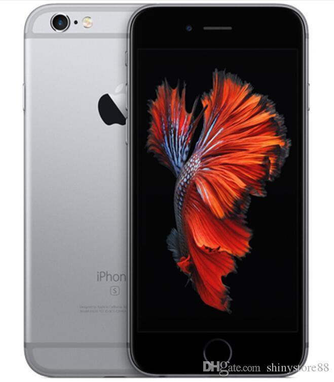 Refurbished Original Apple iPhone 6S Plus entsperrt Telefone No Touch ID 5.5 Zoll 16 GB / 64 GB / Dual Core iOS 11