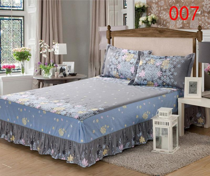 Home Rosemary Coon Bed Skirt Maress Protective Cover Peicoat Twin Full  Queen Bed Skirts Bedspread BEDSKIRT 150 200cm Detachable Bedskirt Tailored  Bedskirt ... 500e2ccb80b9