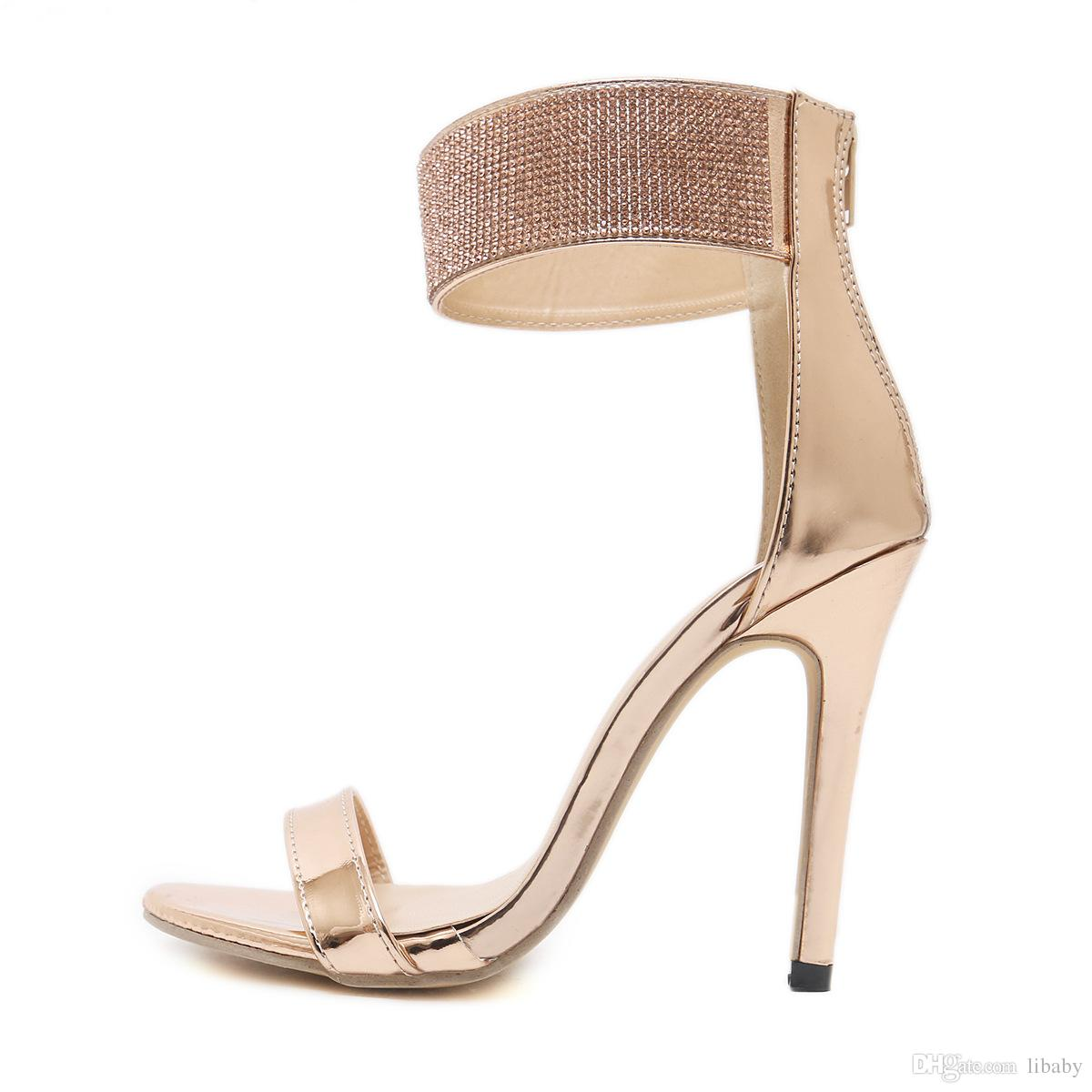 Acheter Talons Chaussures Sandales À Bohemia Femmes Pour 5cm 11 g67vYfyIb