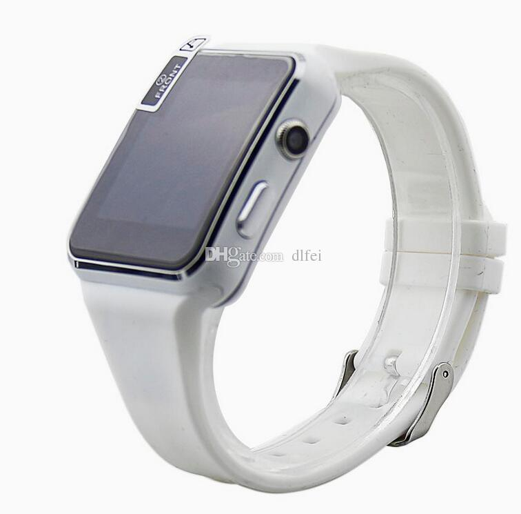 X6 Smartwatch Curved Screen Smart watch bracelet Phone with SIM TF Card Slot with Camera for Samsung android smartwatch