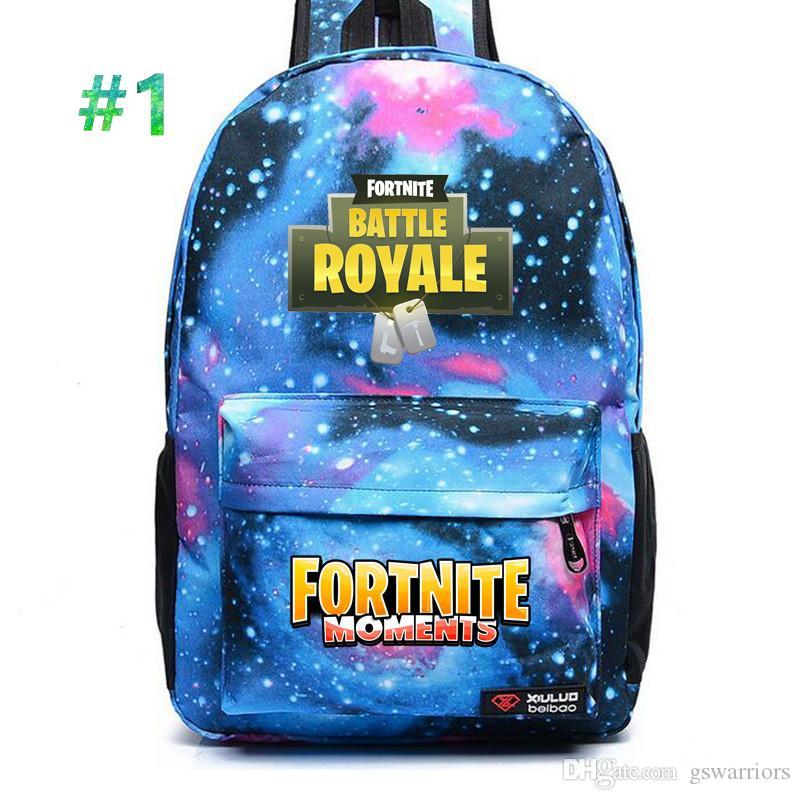 edc3d3370050 Fortnite Student Backpack