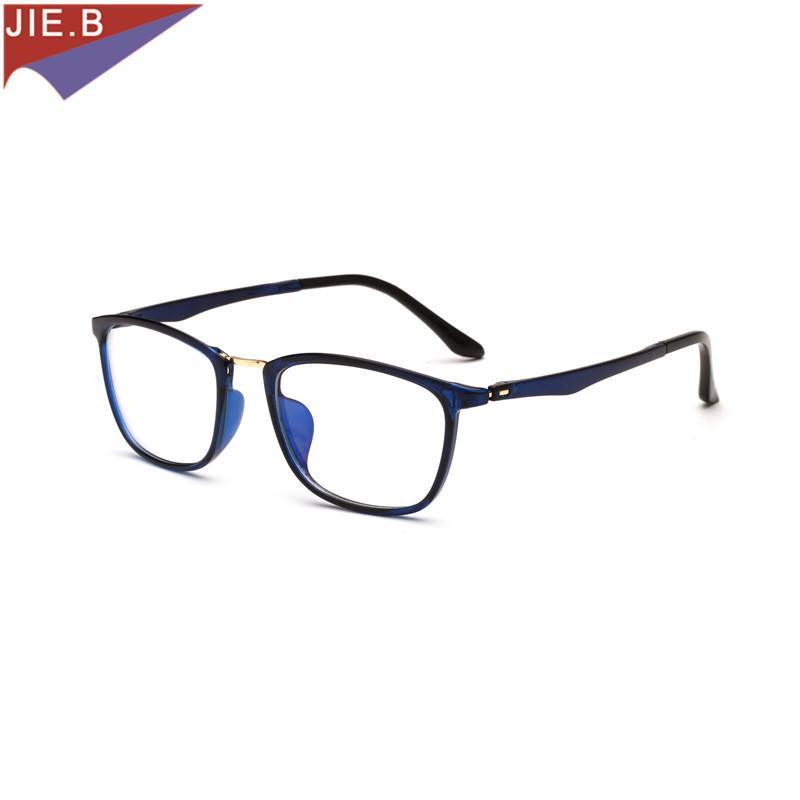 0fa3abb3a2 2019 2017 Fashion TR90 Spectacle Frames Eyeglasses Frame Lens Optical  Glasses Men Eye Glasses Women Oculos De Grau Prescription Glass From  Value333